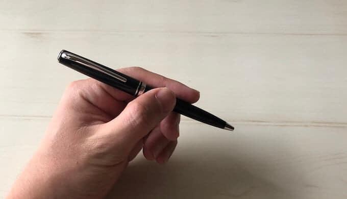 モンブランボールペン