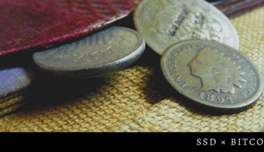 SSD価格推移の原因はビットコインバブル崩壊が関係している