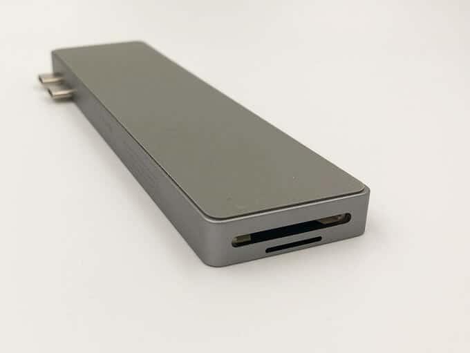 iMXPW.裏面はシリコンでカバー