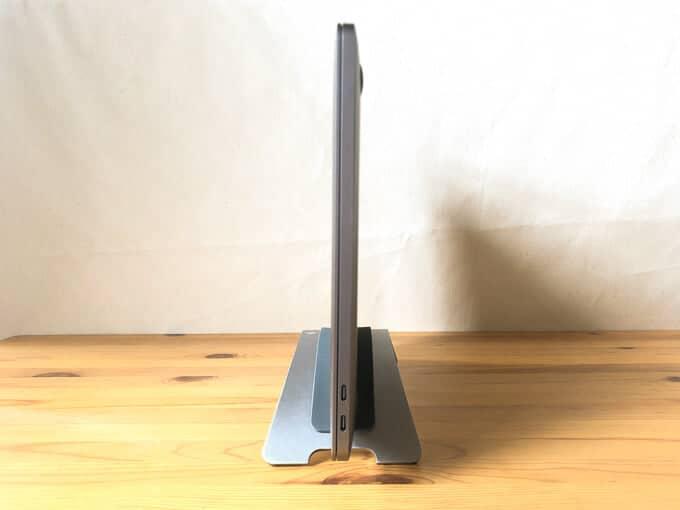 BookArc MacBook Proスタンド