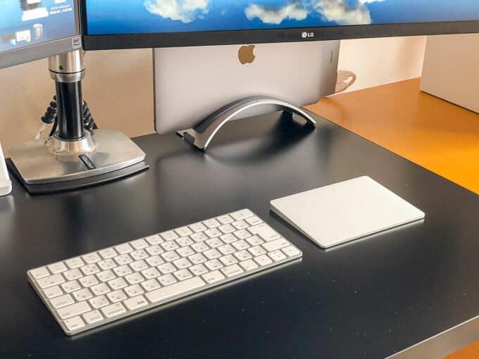MacBookスタンドBookArc