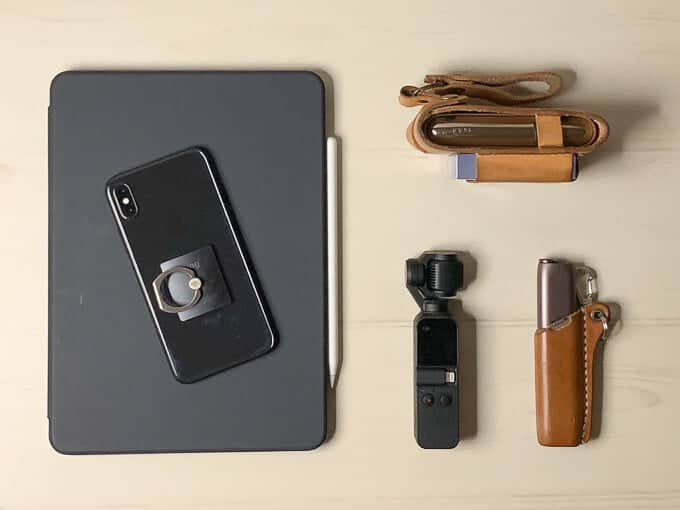 iPhoneiPad ProOzmoPocketiQOS
