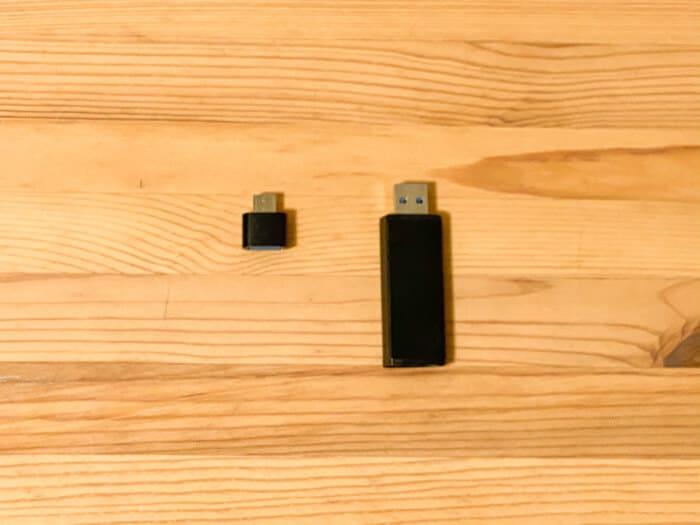 小型SSD FlashGet レビュー