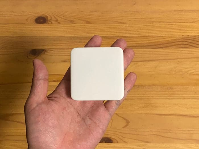 switchbot-hub-miniレビュー