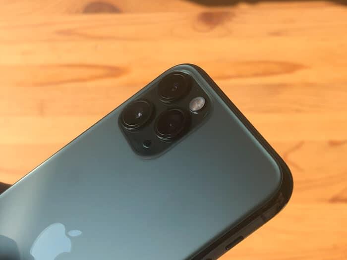 iPhone11proタピオカメラ