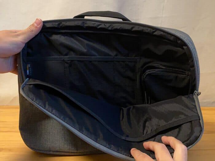 ノースフェイスPCバッグ