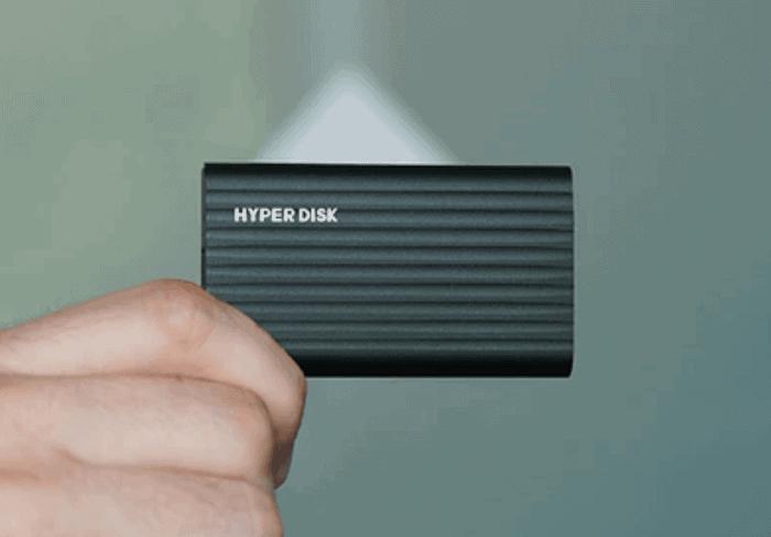 SSD HyperDisk