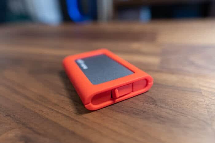 CalDigit Tuff nanoの防水防塵性能IP67