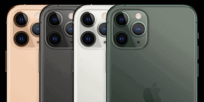 iPhone11Pro色