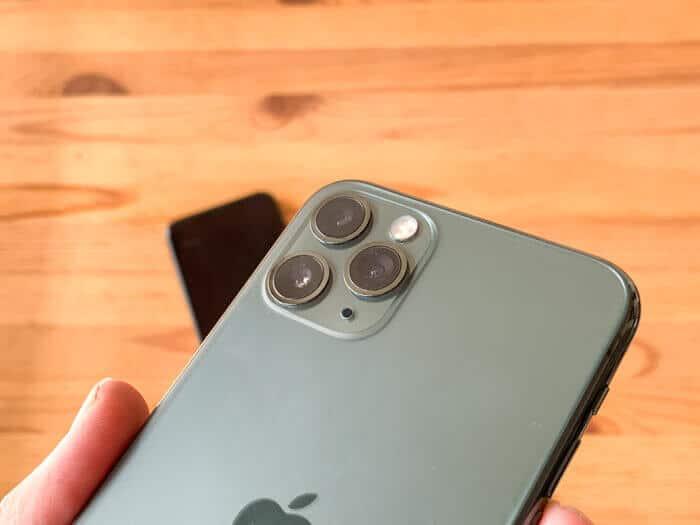 iPhone11Proのタピオカメラ