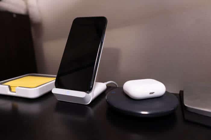 iPhone11 Proワイヤレス充電