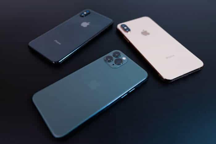 iPhone11 Pro比較XS X