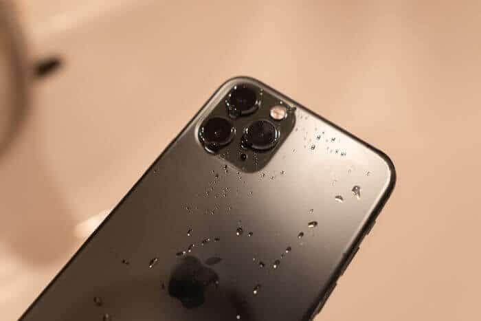 iPhone11Pro水濡れ故障