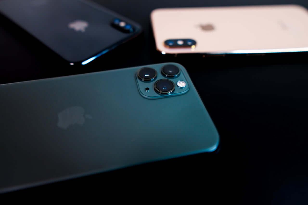 iPhone11Proを選んだ理由