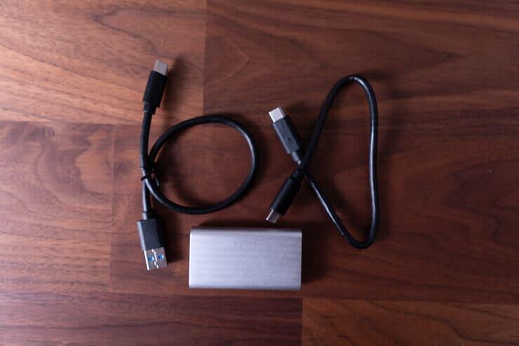 SSD HyperDisk付属品
