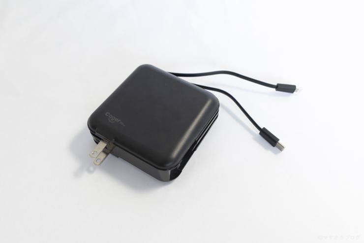 モバイルバッテリーPD15