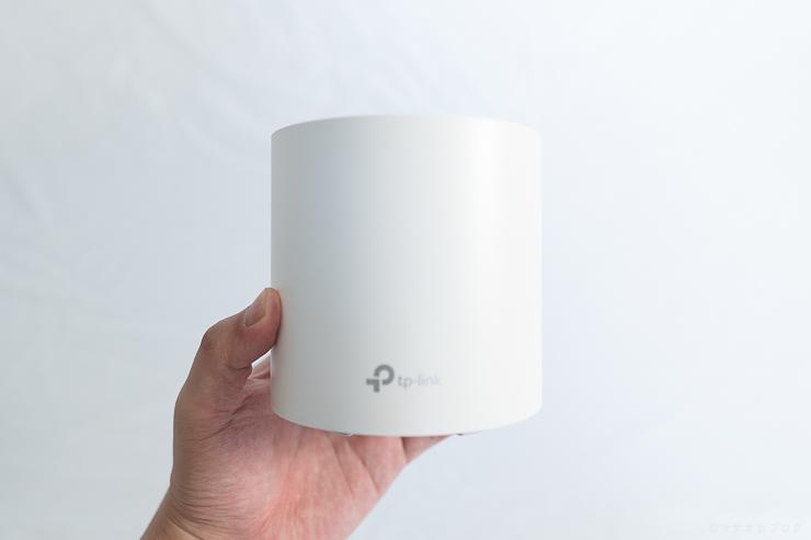 TP-Link Deco X20  Wi-Fi6 メッシュデザイン