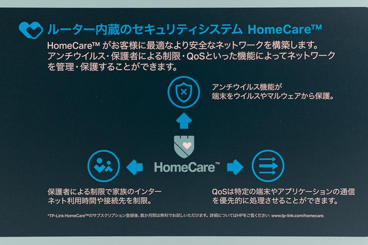TP-Link HomeCare