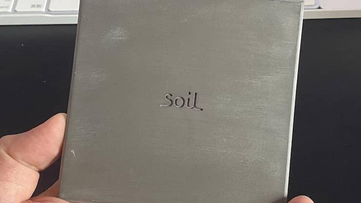珪藻土コースターsoil