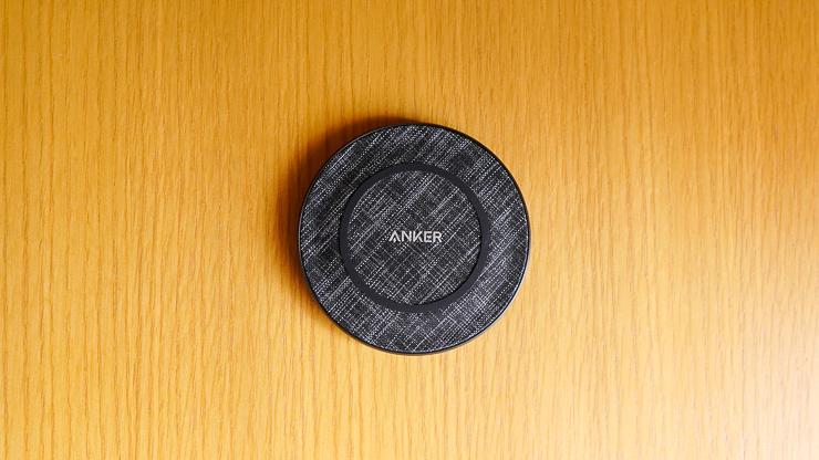 Anker PowerWave Sense Pad Alloy