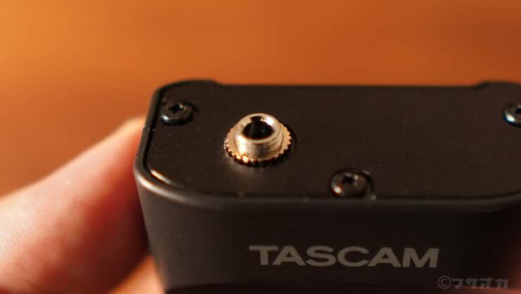 TASCAM DR-10Lピン