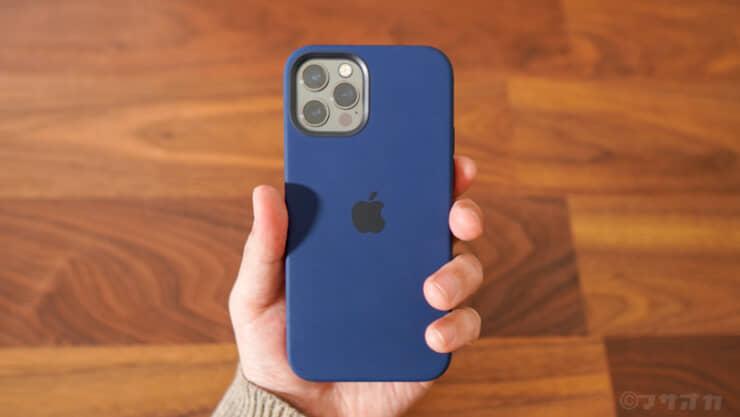 Apple純正MagSafe対応ケース