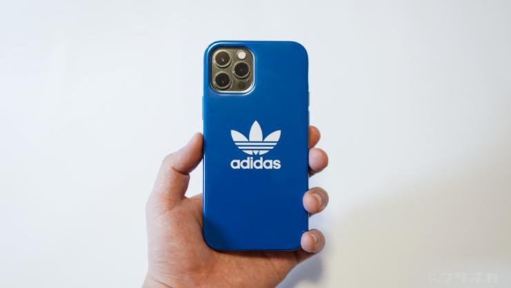adidas iPhoneケース