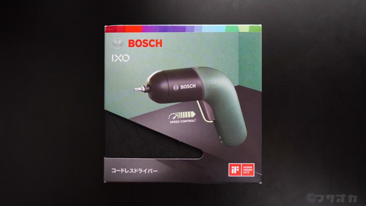 BOSCH IXO6