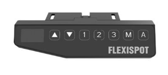 FlexiSpot操作パネル
